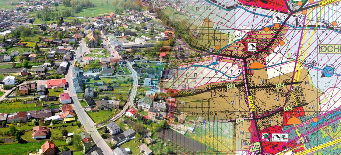 projektowanie przestrzenne Piotrków Trybunalski